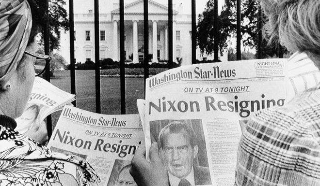 Người đàn ông đáng tin cậy nhất nước Mỹ và câu nói khi một tổng thống bị ám sát, tổng thống khác sắp sửa phải từ chức - Ảnh 11.