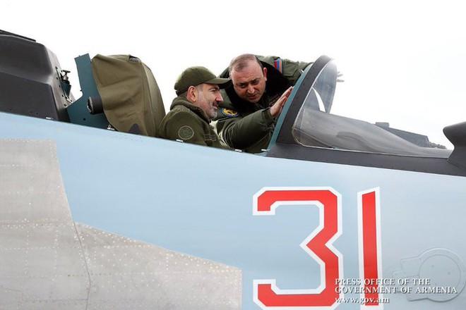 Lộ lý do Su-30SM Armenia nằm đất giữa xung đột Karabakh - Lỗi của nhà sản xuất Nga? - Ảnh 1.