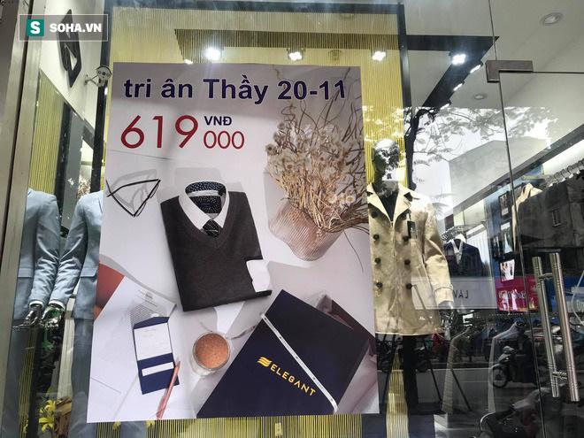 Kỳ lạ: Loạt cửa hàng ìm lìm, không giảm giá mặc dù ngày 20/11 cận kề - Ảnh 4.