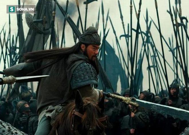 Sau cái chết của Quan Vũ, Gia Cát Lượng chỉ nói đúng 11 chữ, con nuôi Lưu Bị là Lưu Phong bị xử tử: Khổng Minh đã nói gì? - Ảnh 2.