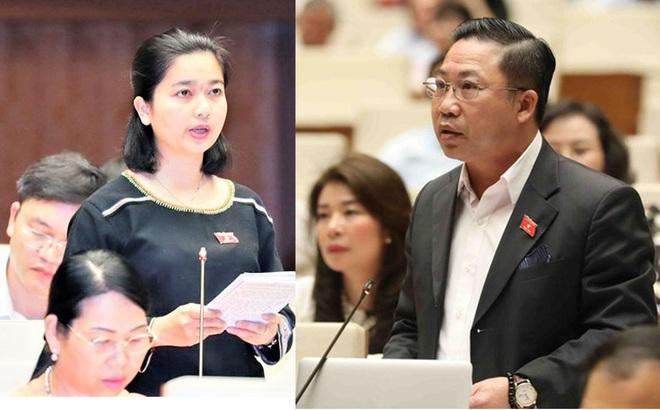 Những phát ngôn, chất vấn của ĐBQH Ksor H'Bơ Khăp, Lưu Bình Nhưỡng làm 'nóng' nghị trường