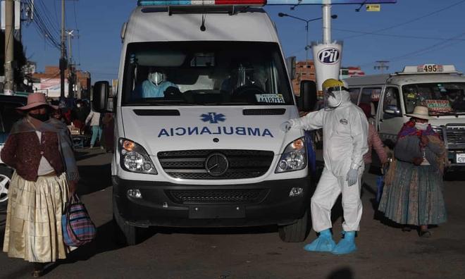 Phát hiện virus lây từ người sang người, gây chết chóc tại Bolivia: Dấy lên lo ngại bùng phát dịch bệnh mới! - Ảnh 3.