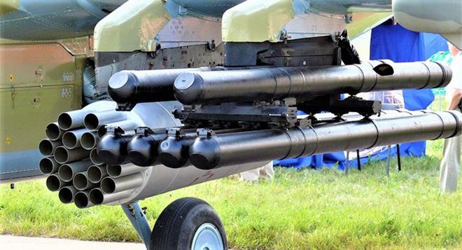 Nga thử nghiệm thành công tên lửa chống tăng Vikhr tăng tầm - Ảnh 1.