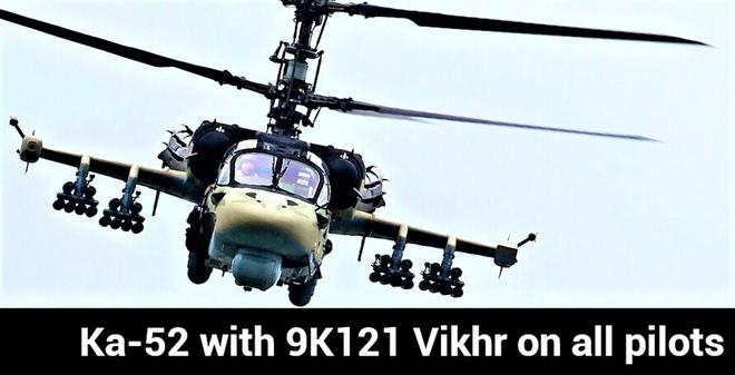 Nga thử nghiệm thành công tên lửa chống tăng Vikhr tăng tầm - Ảnh 3.