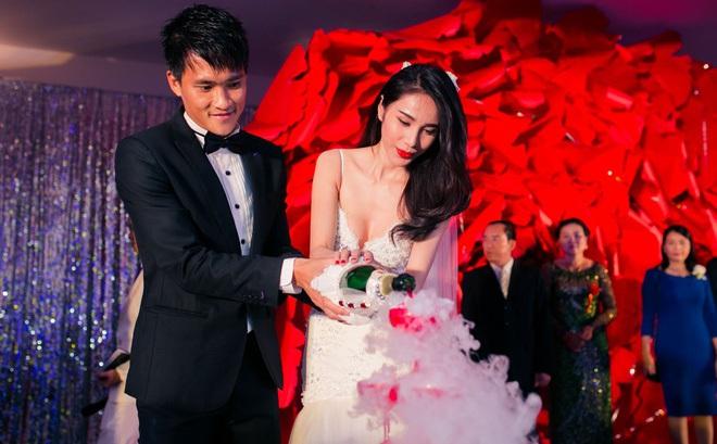 Trước đám cưới Công Phượng, hôn lễ hoành tráng Công Vinh - Thủy Tiên từng gây sốt cỡ nào?