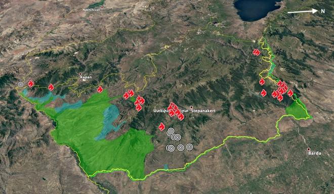 Kinh hoàng số cơ giới Armenia và Azerbaijan bị diệt ở Karabakh: Xung đột hay chiến tranh? - Ảnh 6.