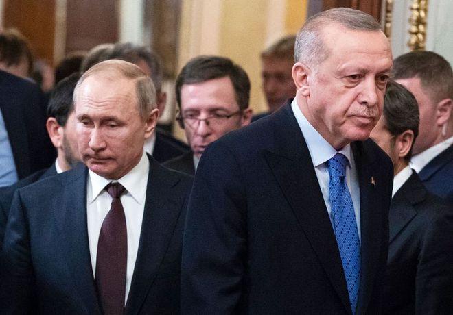 """TT Putin: Không thế lực nào được đụng đến """"sân sau"""" của Nga - Thổ Nhĩ Kỳ đã phải trả giá! - Ảnh 1."""