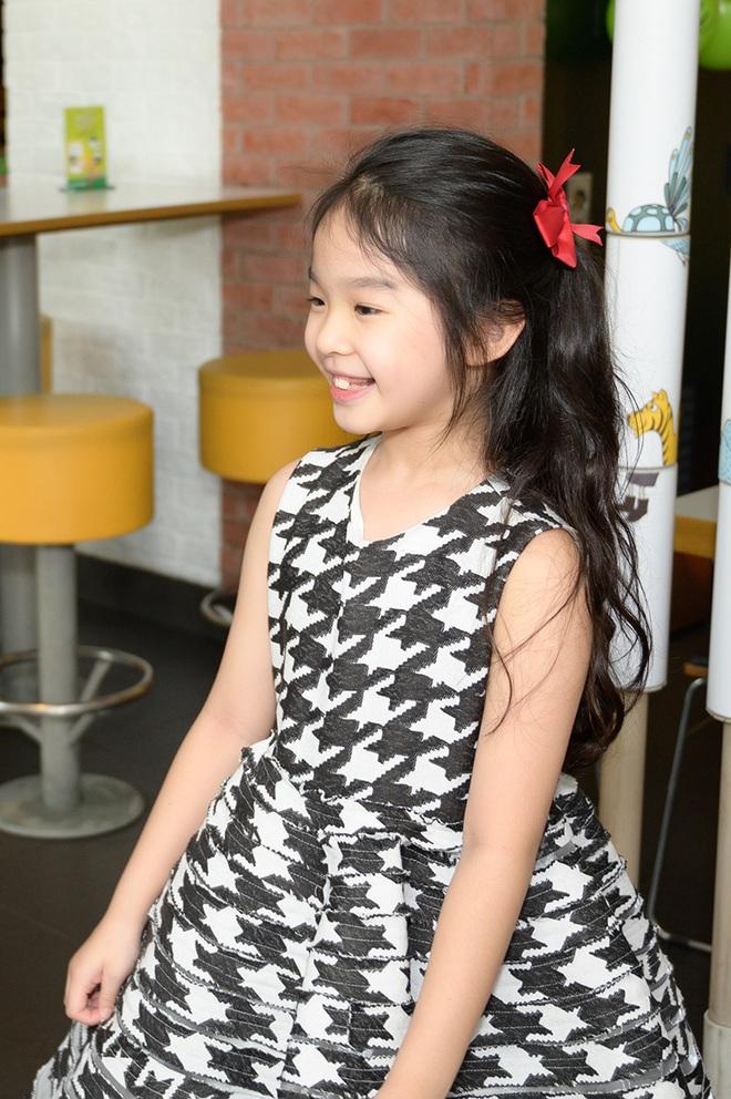 Sinh nhật tuổi lên 7 của con gái Xuân Lan - Ảnh 4.