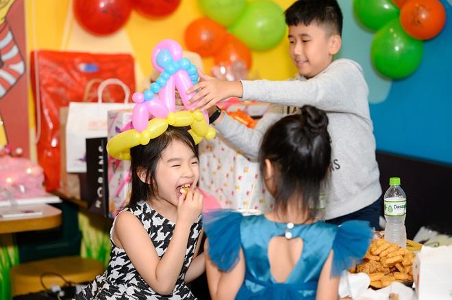Sinh nhật tuổi lên 7 của con gái Xuân Lan - Ảnh 2.