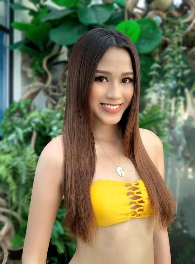 Ảnh nóng bỏng khó rời mắt của Đỗ Thị Hà - tân Hoa hậu Việt Nam 2020 - Ảnh 7.