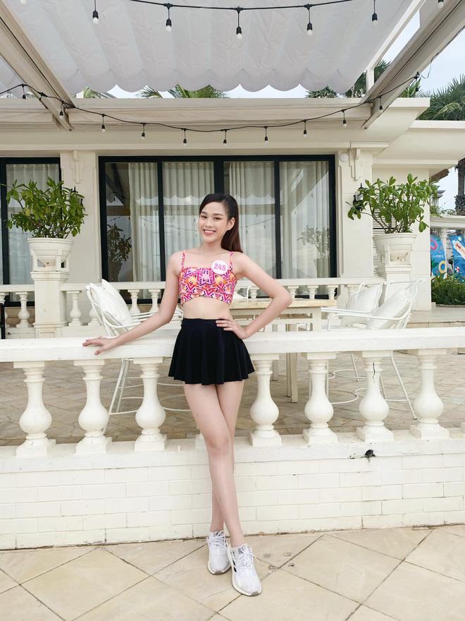 Ảnh nóng bỏng khó rời mắt của Đỗ Thị Hà - tân Hoa hậu Việt Nam 2020 - Ảnh 9.