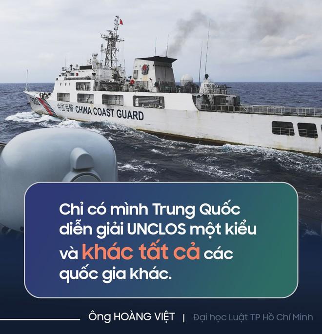 TQ soạn dự luật cho phép Hải cảnh nổ súng vào tàu nước khác, chuyên gia chỉ ra những vấn đề nguy hiểm - Ảnh 2.