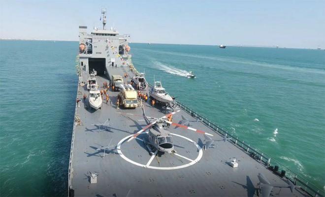 Iran phủ đầu Mỹ: Tấn công hạt nhân là chiến tranh toàn diện - Nga sẽ ra đòn trừng phạt vụ Azerbaijan bắn hạ Mi-24? - Ảnh 1.