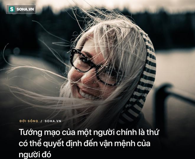 3 đặc điểm chung của người càng sống càng có phúc, chỉ cần nhìn qua tướng mạo cũng có thể nhận ra ngay - Ảnh 2.
