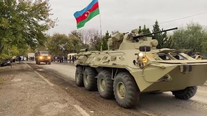 Ấn Độ gửi thông điệp chết chóc - Chiến sự Azerbaijan-Armenia, TT Putin ra đòn khiến Washington choáng váng - Ảnh 1.