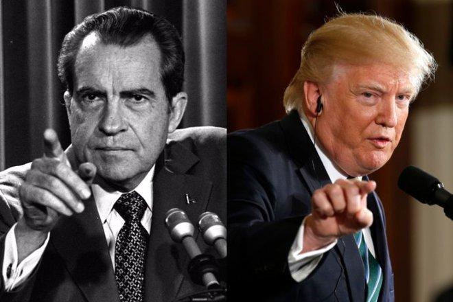 Không từ bỏ tới giây phút cuối: Trước ông Trump, tổng thống Mỹ nào cũng bám trụ tới cùng? - Ảnh 1.
