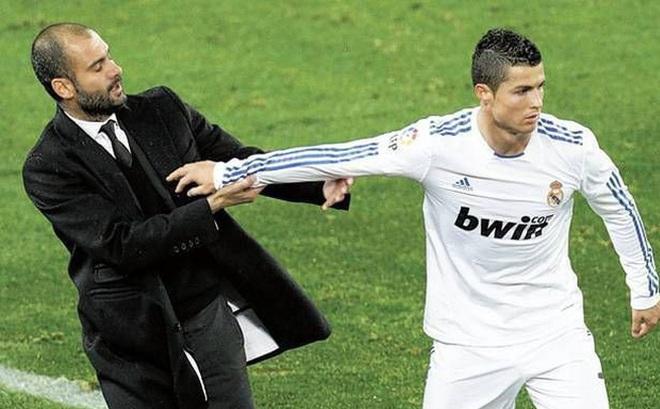 4 lần Pep Guardiola gây hiềm khích với Cristiano Ronaldo