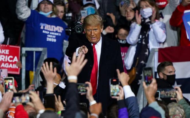 Đảng Cộng hòa ra tay giúp ông Trump: Hạ viện Pennsylvania quyết định thẩm tra kết quả kiểm phiếu