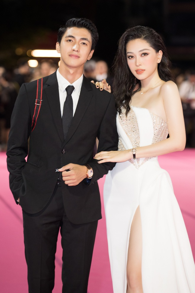 """Nóng: Hàng loạt mỹ nhân đọ vẻ lộng lẫy, gợi cảm tại chung kết """"Hoa hậu Việt Nam 2020"""" - Ảnh 1."""