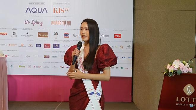 Hoa hậu Đỗ Thị Hà: Việc khóa facebook, tôi thấy chưa cần thiết - Ảnh 3.