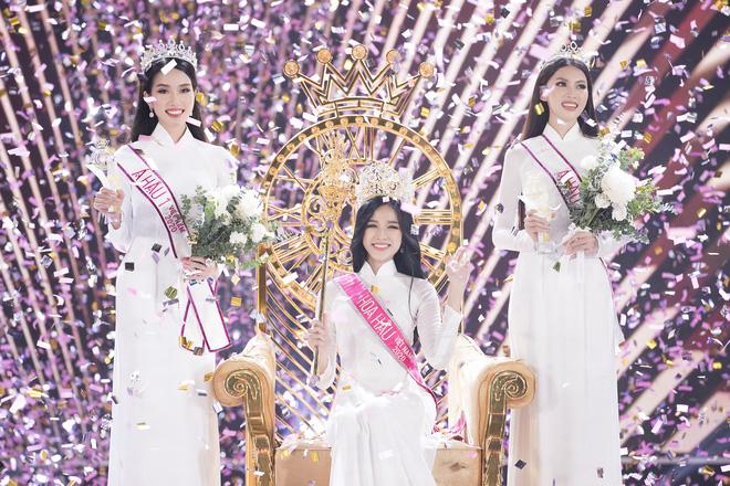 """Vượt qua hàng loạt đối thủ nặng ký, Đỗ Thị Hà đăng quang """"Hoa hậu Việt Nam 2020"""" - Ảnh 2."""