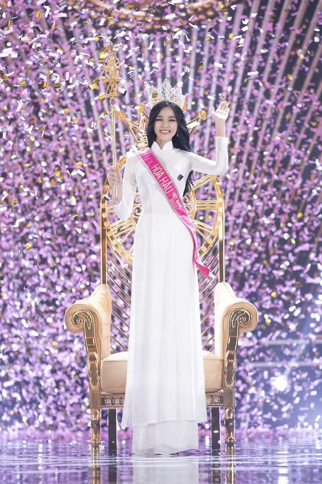 """Vượt qua hàng loạt đối thủ nặng ký, Đỗ Thị Hà đăng quang """"Hoa hậu Việt Nam 2020"""" - Ảnh 1."""