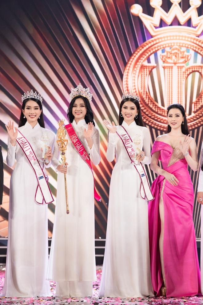 Thái Như Ngọc trao giải Người đẹp Nhân ái, khen mặt mộc Đỗ Thị Hà  - Ảnh 4.