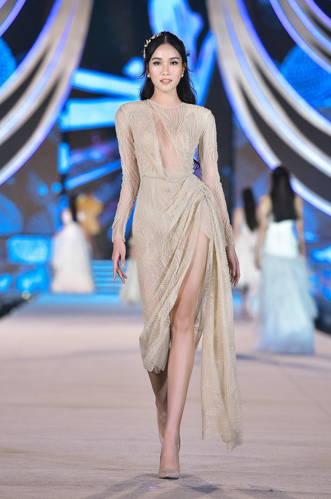Á hậu 1 Hoa hậu Việt Nam 2020 học vấn khủng: Đạt giải Quốc gia tiếng Pháp, IELTS 8.0 - Ảnh 6.