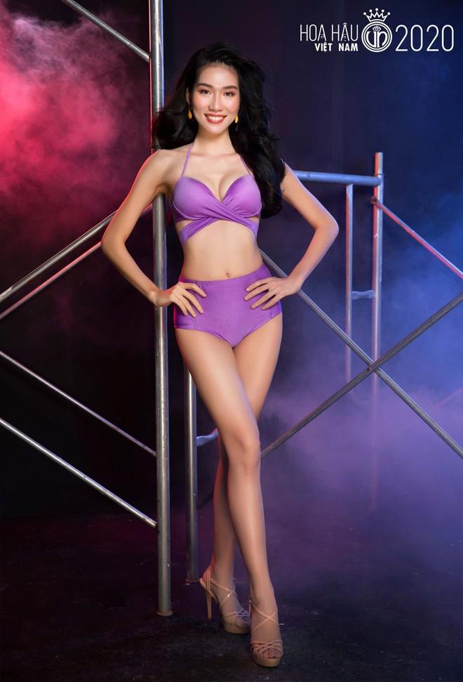 Á hậu 1 Hoa hậu Việt Nam 2020 học vấn khủng: Đạt giải Quốc gia tiếng Pháp, IELTS 8.0 - Ảnh 4.