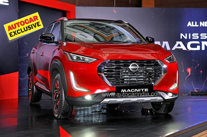 Chiếc SUV mới của Nissan giá 170 triệu đồng sắp xuất hiện - Ảnh 1.