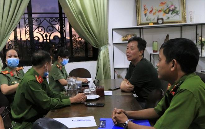 Tên tội phạm người Trung Quốc trốn sang Việt Nam, ẩn nấp trong khu đô thị mới ở Huế - Ảnh 1.