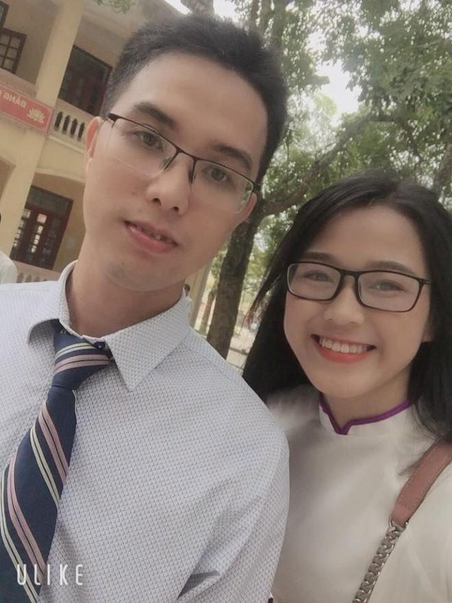 Thầy giáo cấp 3 tiết lộ đặc biệt về tân Hoa hậu Việt Nam Đỗ Thị Hà - Ảnh 1.