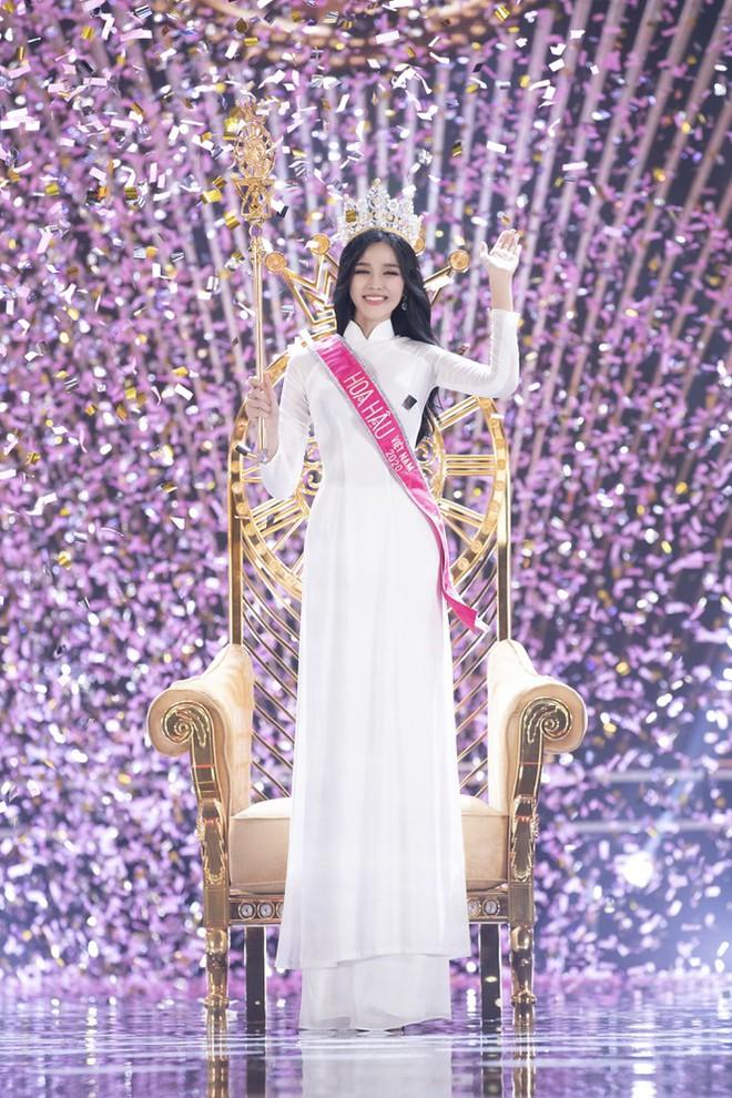 Thầy giáo cấp 3 tiết lộ đặc biệt về tân Hoa hậu Việt Nam Đỗ Thị Hà - Ảnh 2.