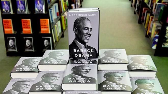 Cuốn hồi ký của ông Obama khiến Trung Quốc tức giận - Ảnh 2.