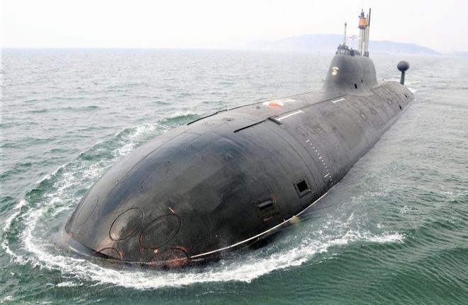 Ấn Độ không mua mà thuê tàu ngầm hạt nhân của Nga - Ảnh 1.