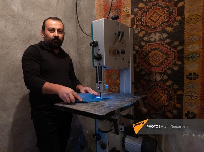 2 Sergei đến Armenia với mệnh lệnh trực tiếp từ TT Nga Putin - Tới Trung Đông, siêu pháo đài bay Mỹ sắp phủ đầu Iran? - Ảnh 3.