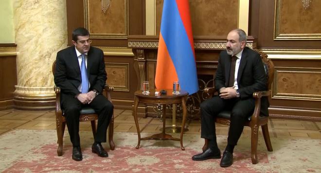 2 Sergei đến Armenia với mệnh lệnh trực tiếp từ TT Nga Putin - Tới Trung Đông, siêu pháo đài bay Mỹ sắp phủ đầu Iran? - Ảnh 1.