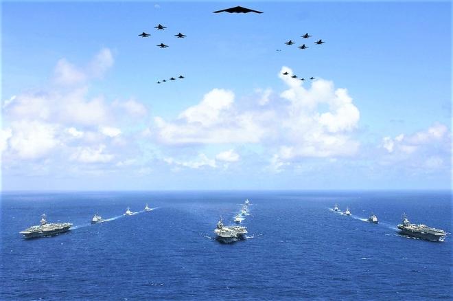 Manh nha lập thêm hạm đội: Mỹ không rời đi mà đến gần Ấn Độ Dương-Thái Bình Dương hơn - Ảnh 3.