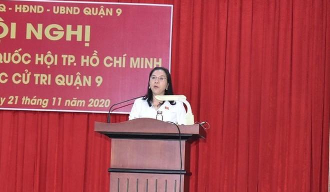Ủy ban Tư pháp Quốc hội trả lời kiến nghị cử tri vụ Hồ Duy Hải - Ảnh 4.