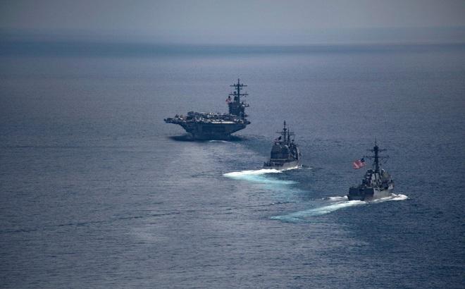 """SCMP: Hạm đội hải quân mới của Mỹ có thể """"chặn họng"""" Trung Quốc trên tuyến hàng hải chiến lược"""