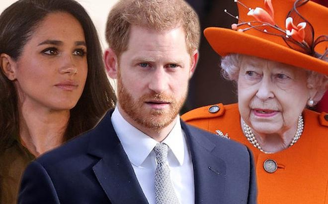 Hoàng gia Anh gây xôn xao khi có động thái 'ngay trong đêm' nhằm dứt khoát loại bỏ vợ chồng Meghan Markle ra khỏi gia tộc