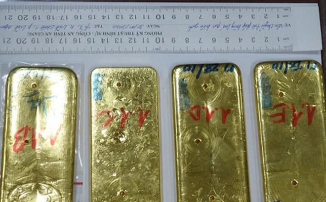 Toàn cảnh vụ bắt giữ 51kg vàng lậu từ Campuchia về Việt Nam