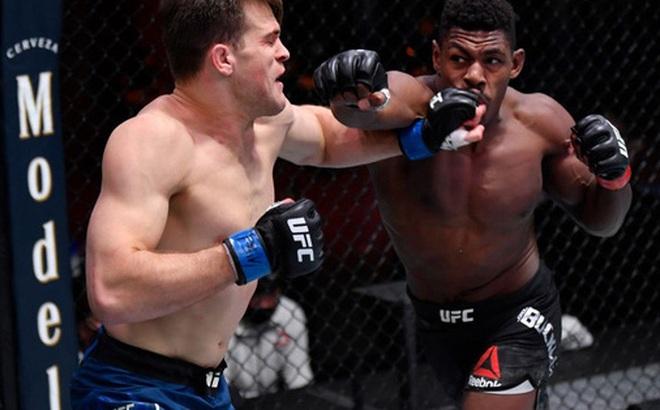 """""""Hiện tượng"""" Joaquin Buckley có thêm chiến thắng ấn tượng tại UFC, nhận được khoảng thưởng nóng 50 nghìn USD"""