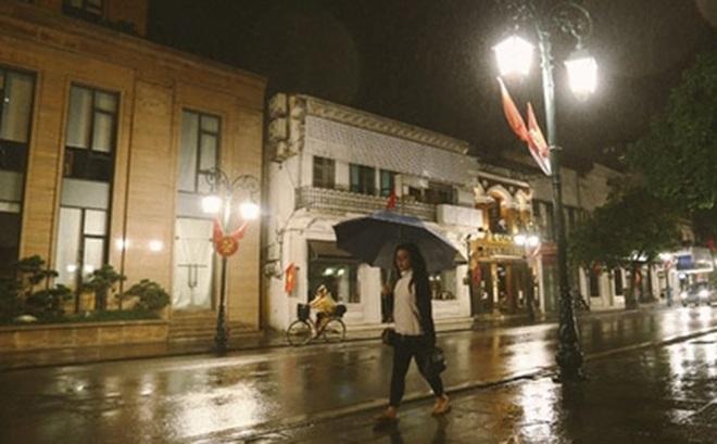 Hà Nội sắp chuyển mưa lạnh