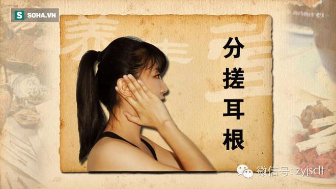 BS Đông y hướng dẫn cách tác động 5 vị trí trên khuôn mặt: Ngũ tạng khỏe mạnh, bệnh tật tiêu tan - Ảnh 6.