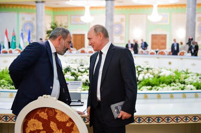 TT Putin thẳng tay trừng trị Thủ tướng Armenia: Cái giá quá đắt khi ngả theo phương Tây! - Ảnh 3.