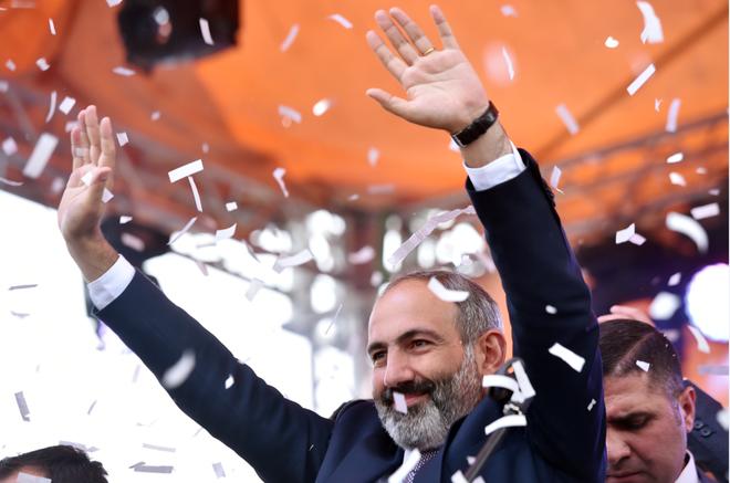 TT Putin thẳng tay trừng trị Thủ tướng Armenia: Cái giá quá đắt khi ngả theo phương Tây! - Ảnh 1.