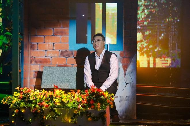 Nghệ sĩ Hà Linh: Tôi đang diễn mà ở dưới đánh ghen tưng bừng - Ảnh 5.