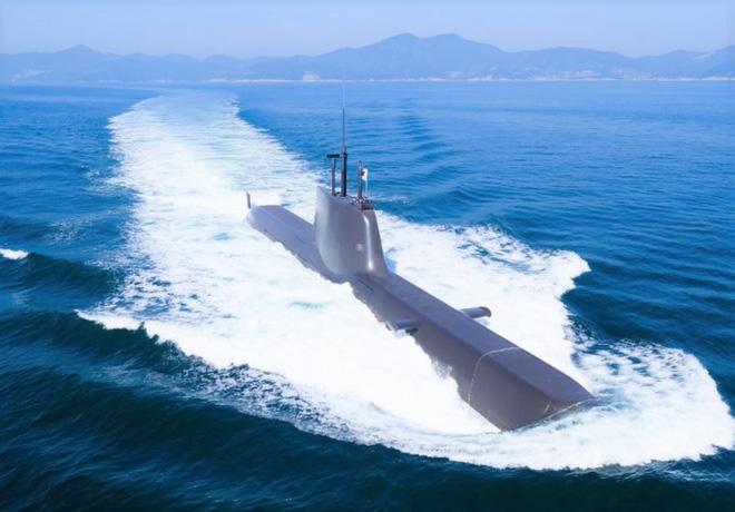 Tham vọng trở thành gã khổng lồ về tàu ngầm của Hàn Quốc - ảnh 1