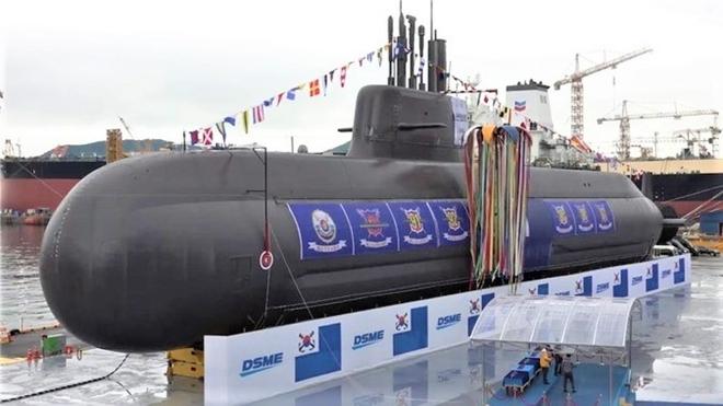 Tham vọng trở thành gã khổng lồ về tàu ngầm của Hàn Quốc - ảnh 2